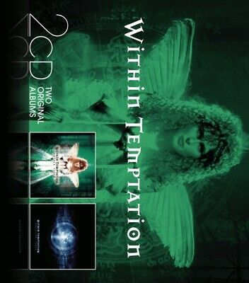 Within Temptation - Mother Earth/The Silent Force CD2 Gun Supers NEW