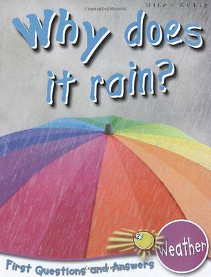 Why Does It Rain ? ___ Weather _ First Questions __ Brand New __ Freepost Uk