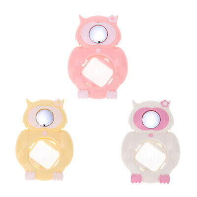 MagiDeal 3x Cute Owl Selfie Close Up Lens Mirror for Fuji Instax Mini 8