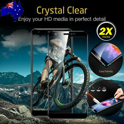 For Google Pixel 3a XL 3 XL Full Cover 9H Tempered Glass Screen Protector Flim
