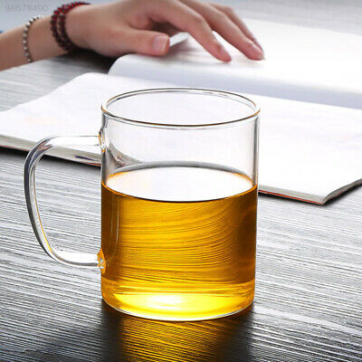 BF71 Insulated Thermal Creative Glass Cup Transparent High Borosilicate Glass