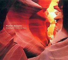 Trumpet Concertos by Marsalis,Wynton, Napo | CD | condition good