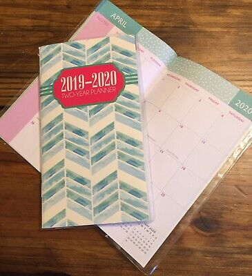 Kind-Hearted One 2019-2020 Pineapple 2 Two Year Planner Pocket Calendar Organizer Datebook Office Supplies Office
