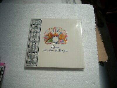 Queen / A Night At The Opera - Japan Cd Mini Lp