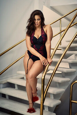 Ashley Graham A4 11 x 8.5 inch Photo #13