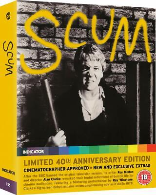 Scum (Blu-ray) Ray Winstone, Mick Ford, Julian Firth, Phil Daniels