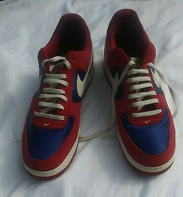 info for 41f1c 28c85 nike air force 1 488298 626 gym red sail deep royal blue 2015 mens 16  scissors