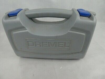 Dremel Model 200 Rotary Tool Corded 240v Power Used Condition With Hardcase