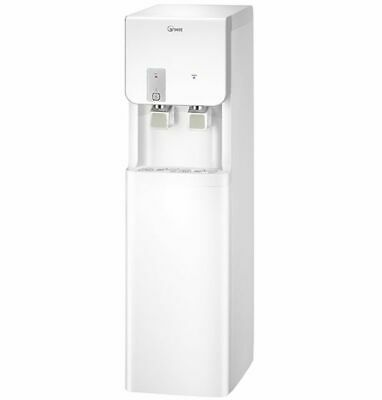 Winix 6C White/Silver Free Standing Cold and Ambient Water Cooler/ Dispenser