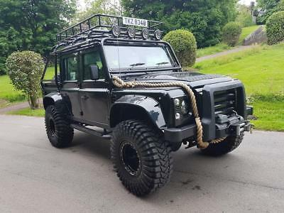"""11 Plate Land Rover Defender 110 Tdci """"Spectre Edition"""