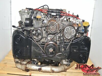 JDM WRX STI Version 3-4 VF24 Turbocharged EJ20G EJ207 DOHC Motor For Sale
