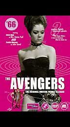 The Avengers DVD The '66 Collection: Set 2, Volume 3 TV series sealed new A&E