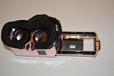 Smartphone VR Virtual Reality Glasses Headset Android or iOS Rose Pink