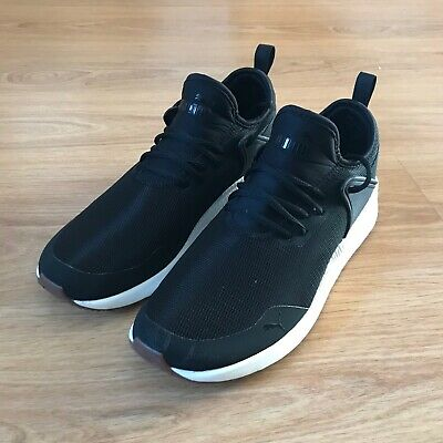 377a7f7a53 PUMA PACER NEXT Cage Trainers in Black, Size: 8 *Worn Once*