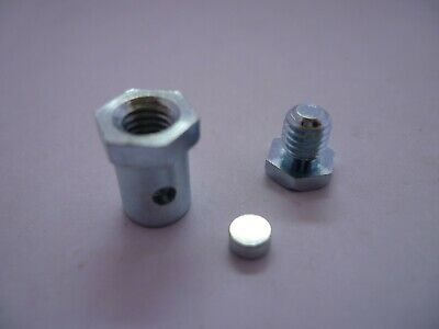 Vespa LML Best Quality Clutch Or Gear Cable Nipple Trunnion By SIP-SCOOTERSHOP