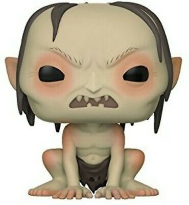 Lord of the Rings - Gollum - Funko Pop! Movies (2018, Toy NUEVO)