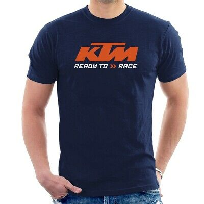 KTM T-SHIRT Ready to Race Inspired Motorcycle ALL SIZES M79