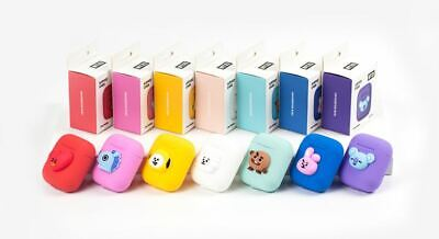 BTS BT21 OFFICIAL AirPods Accessories Case Protective
