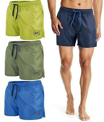 Costume da Bagno Uomo Shorts HARVEY MILLER Boxer Mare Bermuda Regular 5397IT