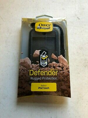 Otter Box Defender Series For iPod Touch 77-25108 Black