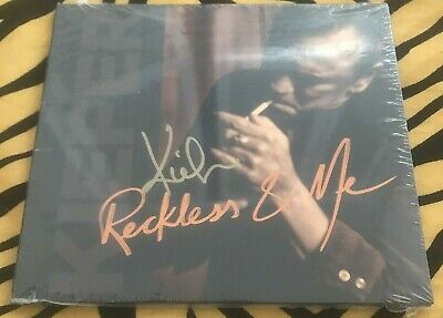 Kiefer Sutherland - Reckless & Me CD - (Amazon UK Signed) - FREE PRIORITY!!