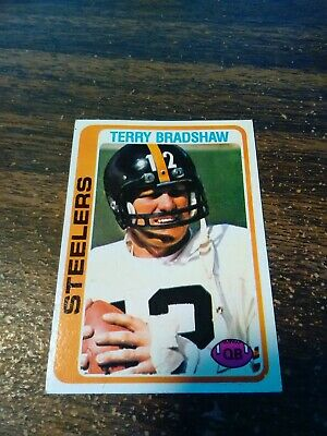 710036183 PITTSBURGH STEELERS TERRY Bradshaw Autographed Signed Photo NFL HOF ...