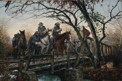 """A Plan for Victory"" John Paul Strain Classic Giclee -  ""Stonewall"" Jackson"