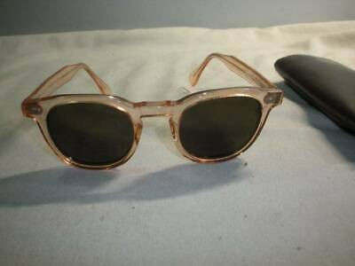551e87508026 Rare Shady Character NYC James Dean Eyewear Collection Vintage Sunglasses