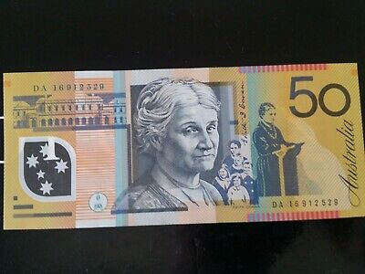 Rare New Consecutive Pair 2018 $50 Note With Spelling Error Mint Condition Rare.