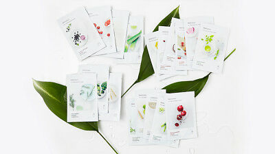 [Korean Beauty]All New Innisfree My Real Squeeze Mask Sheet Pack 20ml 10pcs