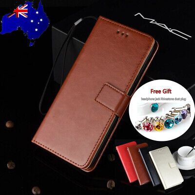 For Google Pixel 3a XL 3 XL Flip Leather Wallet Cards Stand Case Full Cover AU