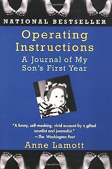 Operating Instructions: A Journal of My Son's F... | Book | condition acceptable