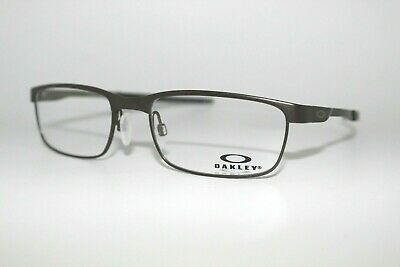 4815869f0e18 New Oakley Ox3222-0554 Steel Plate Pewter Authentic Frames Eyeglasses 54Mm  Rx