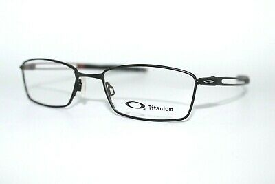 a6016bbaf7 New Oakley Ox5071-0152 Coin Satin Black Authentic Frames Mens Eyeglasses  52Mm Rx