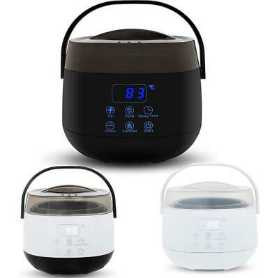 500CC Touch Digital Intelligent Wax Heater Warmer Pot Hair Removal Hot Wax Bean