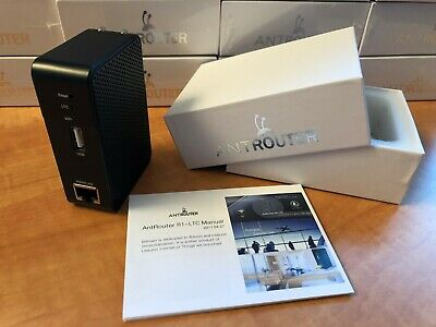 New Bitmain R1-LTC AntRouter LiteCoin Scrypt Miner WIFI Router ASIC