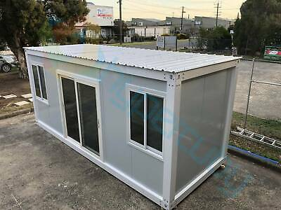 FOR HIRE Container Modular Portable Building Site Office Shed