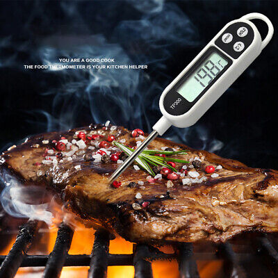 Electronic Cooking Tools Kitchen Digital Cooking Food Probe BBQ Thermometer SMAR