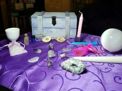 WITCHES TOOL KIT By Real Magick Wiccan Witchcraft Pagan