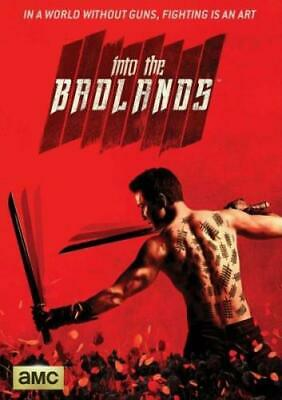 INTO THE BADLANDS Season 2 DVD Box Set Complete Second Collection TV