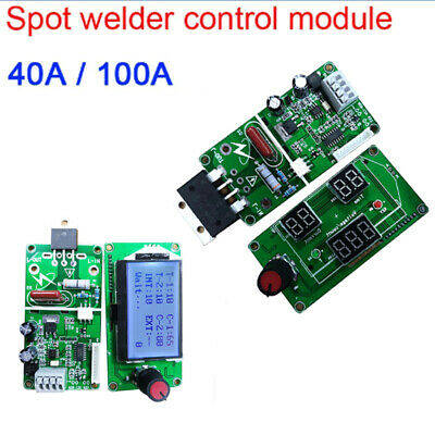 Digital Single Pulse Encoder Spot Welder Welding Machine Transformer Control 40A