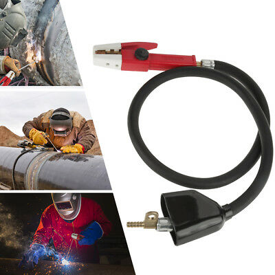 Gun Carbon Arc Gouging Torch Arcair Gun with Cables Grooves Machining Tool UK