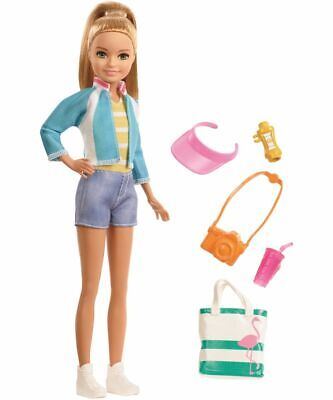 Mattel Dreamhouse Barbie Journey Stacie Doll with Accessoires from 3 Years