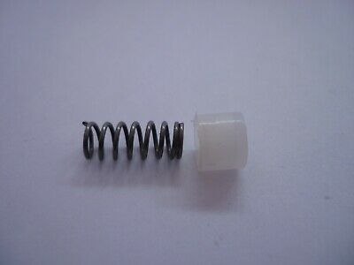Lambretta Brake Or Clutch Lever Anti Vibration Rattle Spring & Cap 1 Side Only