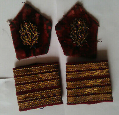 Ww2 Insigne Militaire France Medecin Military Insignia France