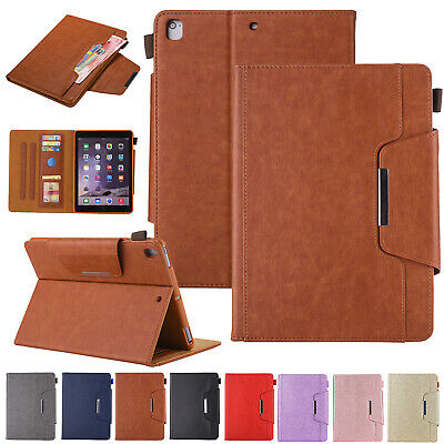 "For iPad Air 2019 3rd Gen 10.5"" Case Luxury Magnetic Leather Wallet Stand Cover"