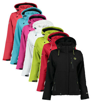 Giubbotto Giacca Geographical Norway Tchika Donna Softshell Jacket Anapurna Woma