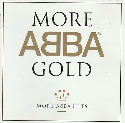 ABBA ‎– More ABBA Gold: More ABBA Hits CD