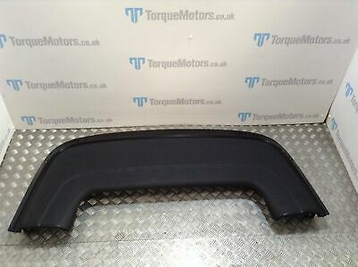 2004 BMW E46 M3 Convertible Boot Roof Trim