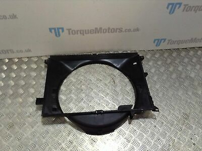 2004 BMW E46 M3 Fan shroud radiator housing